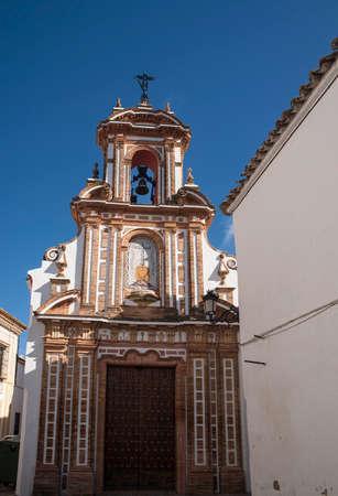 monumental: Views of the monumental area of Carmona, Seville