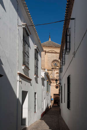carmona: Views of the monumental area of Carmona, Seville