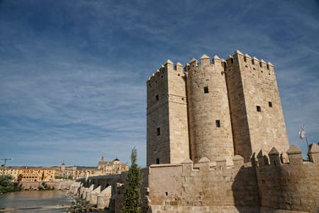 monumental: Monumental cities of Andalucia, Crdoba Stock Photo