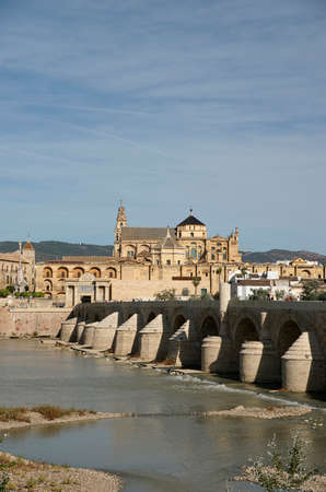 monumental: Monumental area of the city of Crdoba in Andalusia