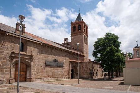 badajoz: Basilica of Santa Eulalia, Mrida, Badajoz