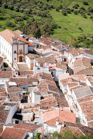town planning: villages in the province of Mlaga, Jimena de LBAR
