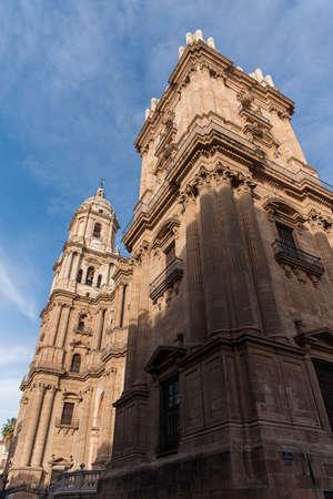 malaga: Cathedral of Malaga, Andalusia