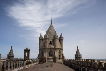 Cathedral Basilica of Our Lady of the Assumption of vora, Portugal