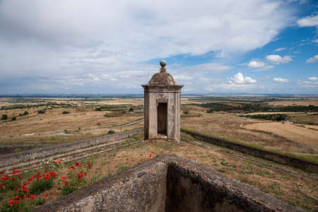humankind: Fort of Santa Lucia in the Portuguese town of Elvas