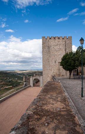 monument historical monument: Castles of Portugal, Elvas