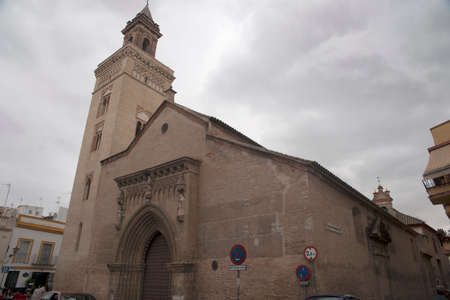 marcos: Seville, Church of San Marcos
