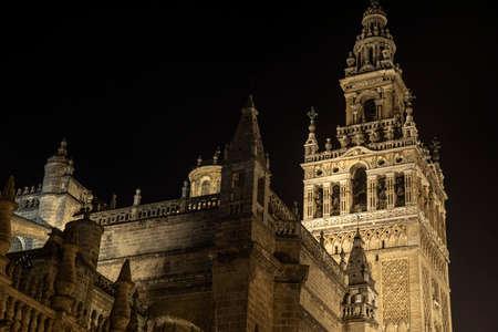 nights: Nights Sevilla, monuments, La Giralda