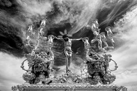 Holy Week in Seville, brotherhood of San Bernardo
