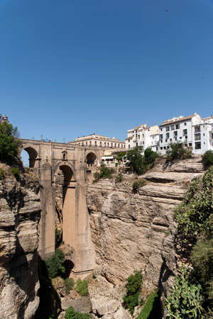 Villages in the province of Mlaga, Ronda and its streets