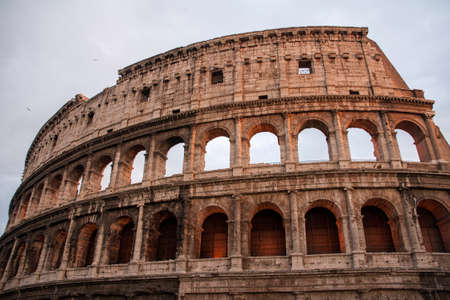 circuses: Monuments of Rome, the Colosseum