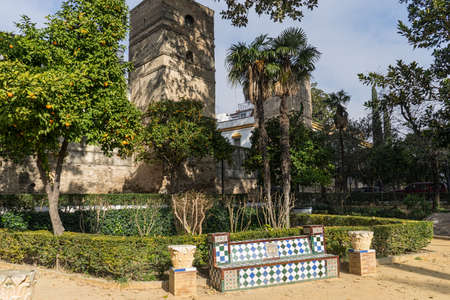 jewry: strolling through the ancient streets of Seville and today juder�a neighborhood called Santacruz