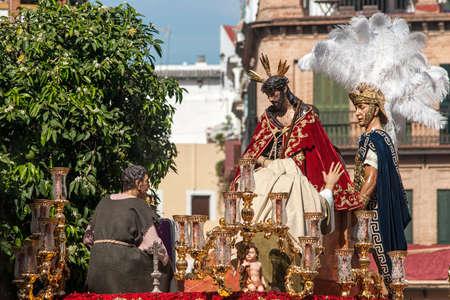 brotherhood: Holy Week in Seville, Brotherhood of San Esteban