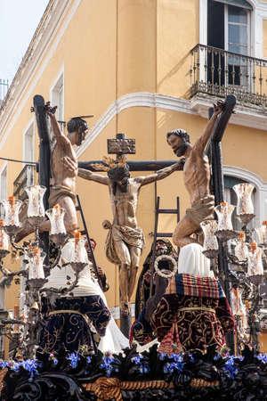 fraternidad: Pase misterio de la hermandad de la carretera, Semana Santa de Sevilla