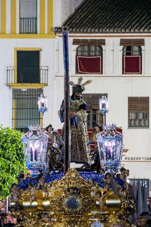 fraternidad: Hermandad del silencio, semana santa de Sevilla