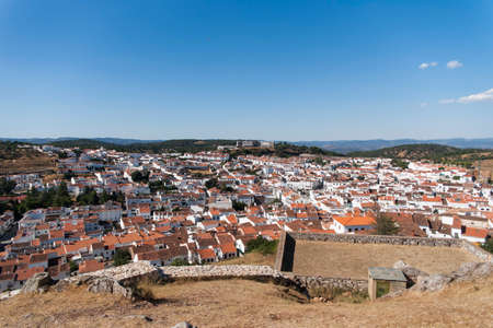 town planning: villages in the province of Huelva, Aracena Editorial