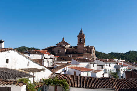 town planning: Villages in the province of Huelva, Galaroza in the Sierra de Aracena Editorial