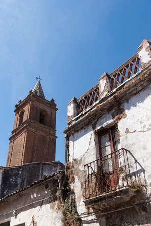 huelva: Villages in the province of Huelva Cortegana