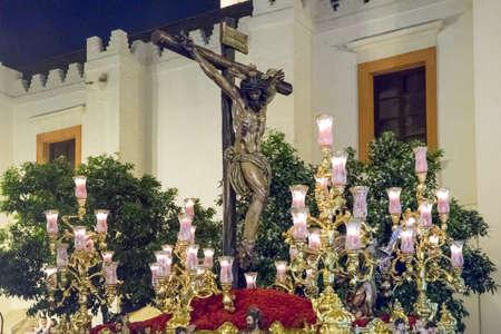 fraternidad: La sangre de Cristo, Hermandad de San Benito, Pascua en Sevilla