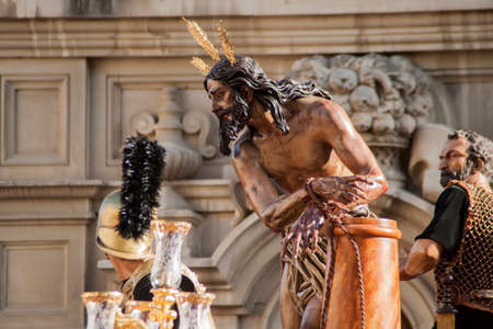 brotherhood: Procession of the Brotherhood of the Cigar, Holy Week in Seville
