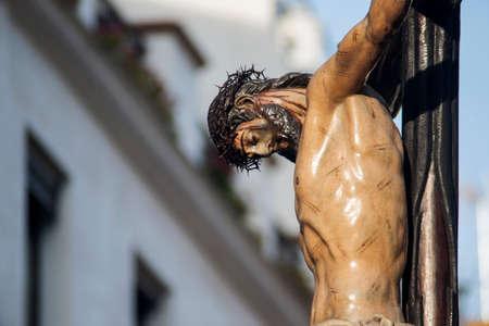 brotherhood: Jess death, Burgos brotherhood of Christ, Easter in Seville