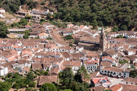 urbanism: Municipalities in the province of Huelva, Alajar