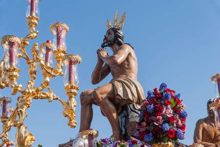 fraternidad: Paso de misterio de la Hermandad de la Estrella, Semana Santa de Sevilla