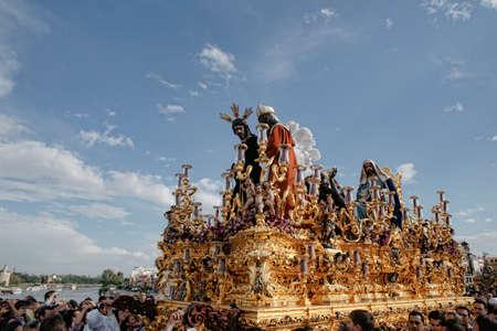 fraternidad: Hermandad de San Gonzalo, Semana Santa de Sevilla