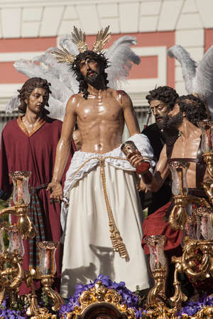 brotherhood: Jess stripped brotherhood, Easter in Seville