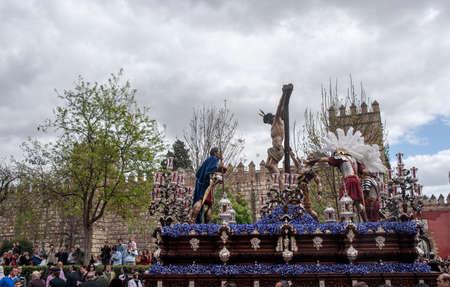 brotherhood: Brotherhood of Cerro del Aguila, Easter in Seville
