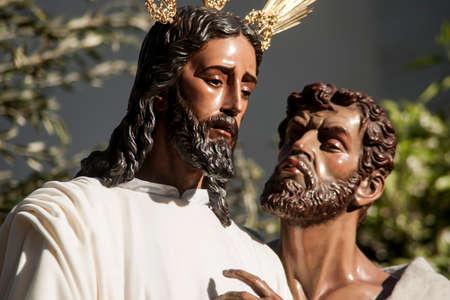 brotherhood: Hermandad del beso de Judas, Semana Santa de Sevilla Editorial