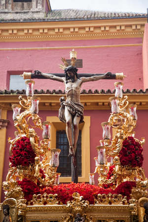 Brotherhood of the good end, Easter in Seville