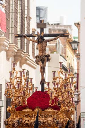 brotherhood: La Hermandad de la Sed, Semana Santa de Sevilla