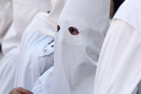 brotherhood: temporada de Nazarenos de la penitencia de la hermandad de la Borriquita, Semana Santa de Sevilla