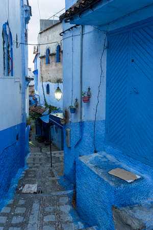 medina: Medina of Chefchaouen in Morocco