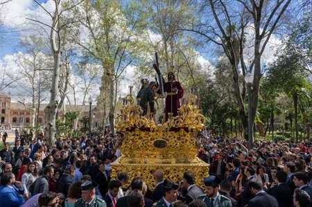 guilds: Penance brotherhoods of the Holy Week of Seville, La Paz