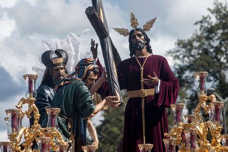 Penance brotherhoods of the Holy Week of Seville, La Paz
