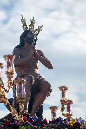 brotherhood: Hermandad de la Estrella, Semana Santa de Sevilla Cristo de las sanciones
