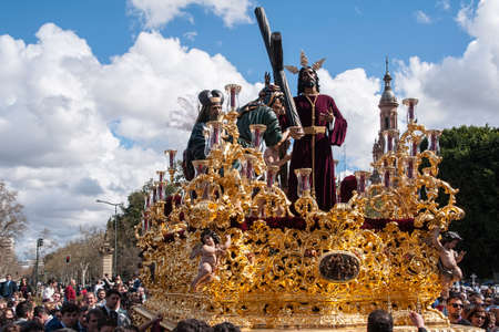 guilds: Brotherhoods of penance in the Holy Week of Seville, La Paz