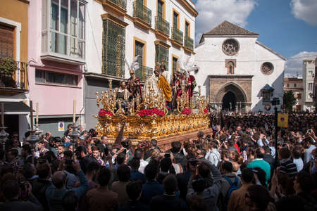 penance: brotherhoods of penance of Holy Week in Seville, Carmen Painful