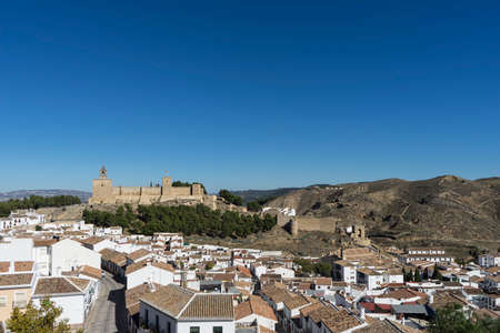 monumental: monumental city of Antequera in the province of Malaga, Andalusia