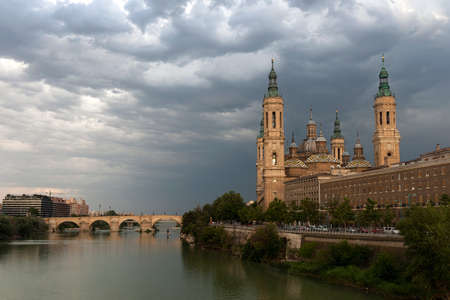 pillage: great cathedrals of Spain, Basilica of Our Lady of the Pillar