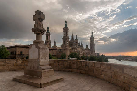 great cathedrals of Spain, Basilica of Our Lady of the Pillar