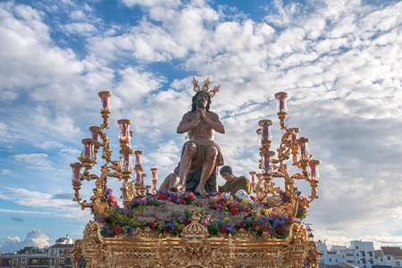 Jesus brotherhood of the Star, Holy Week in Seville