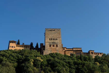 the  alhambra: Monuments of Spain � a, Alhambra in Granada Editorial