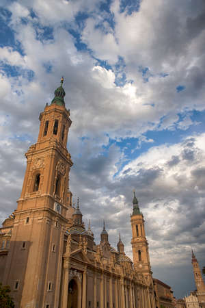 pillage: Basilica of Our Lady of the Pillar