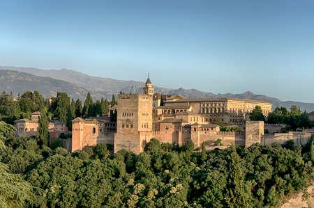 Monuments of Spain, Alhambra of Granada