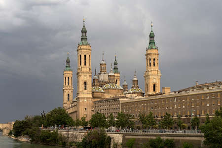 Cathedral-Basilica of Our  ora del Pilar de Zaragoza
