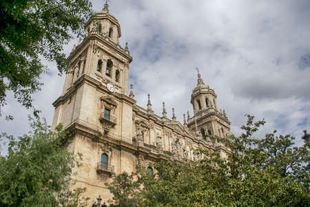 Holy Church Cathedral of the Assumption of the Virgin, Jaen, Andalusia