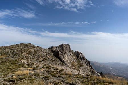 Natural Park Sierras de Tejeda, Almijara and Alhama, Andalusia